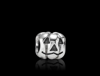 Charm zucca in argento 25,00 euro