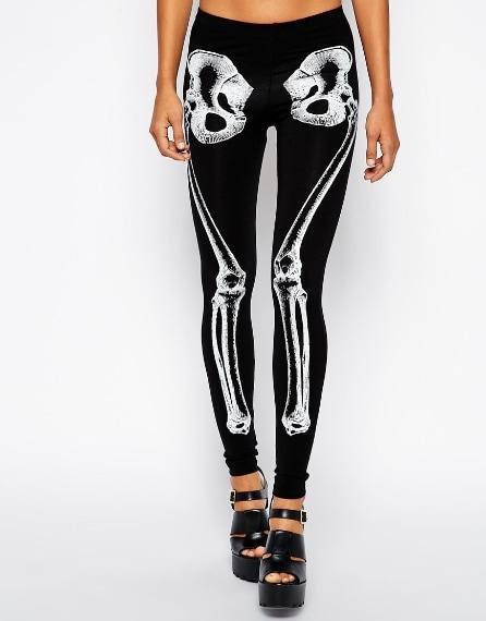 Leggings con ossa per Halloween 25,71 euro