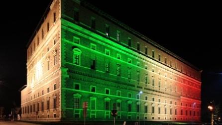 Viaggio tra i monumenti italiani illuminati dal LED
