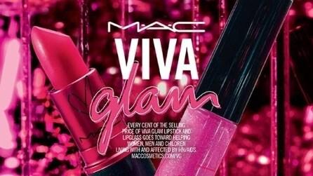Miley Cyrus per MAC Cosmetics: la nuova testimonial Viva Glam
