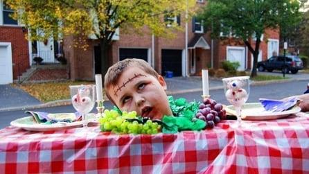 I più originali costumi di Halloween dei bambini