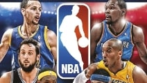 NBA Stickers Collection 2014-15