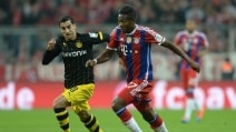 Bundesliga, Bayern Monaco-Borussia Dortmund 2-1