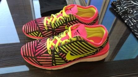 Nike: le scarpe da ginnasita per la Primavera/Estate 2015