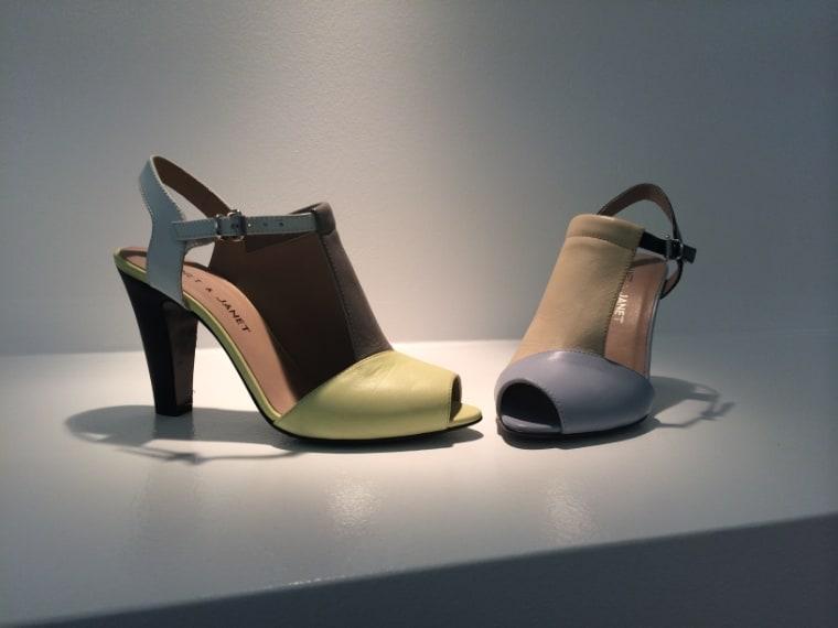 new style fb566 9f340 Janet&Janet, le scarpe per la Primavera/Estate 2015