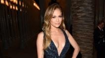 Jennifer Lopez e la scollatura hot