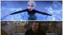 """""""Frozen"""" e """"Shining"""" a confronto"""
