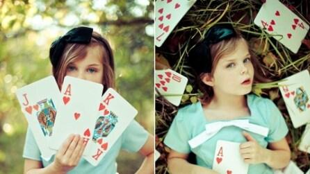 Alice diventa un'eroina nelle foto della madre adottiva