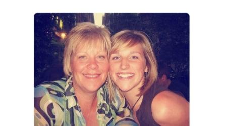 """""""If I had known my mother than"""": il fotomontaggio di Danielle"""