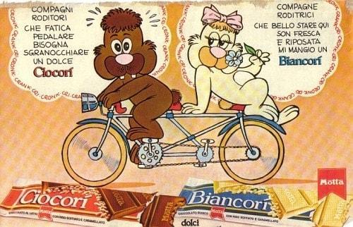 Con la loro croccantezza, impazzavano negli anni '80. Chi è che non ricorda i due coniglietti sulla confezione?