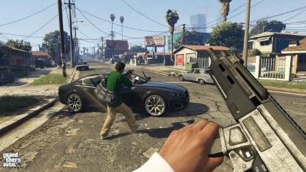 Grand Theft Auto V, tutte le immagini delle versioni per Playstation 4 e Xbox One