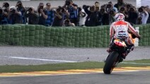 MotoGP, Marquez domina a Valencia