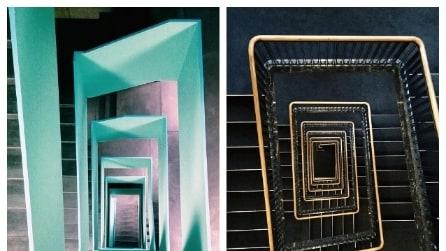Le 20 scale più vertiginose che abbiate mai visto