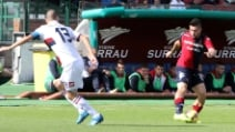 Serie A, le immagini di Cagliari-Genoa