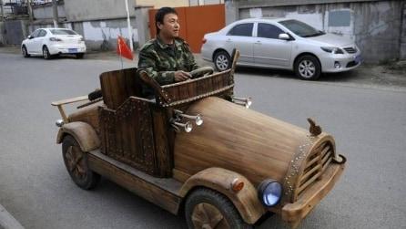 22 incredibili invenzioni realizzate da comuni cittadini cinesi