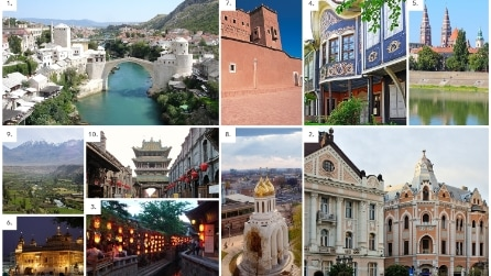 Le località turistiche più convenienti del 2015 secondo il Best Value Index