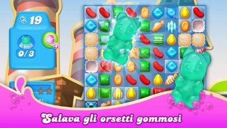 Candy Crush Soda Saga, le immagini del nuovo gioco per smartphone e tablet