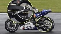MotoGP, test Valencia: sulla M1 di Valentino Rossi spuntano due novità