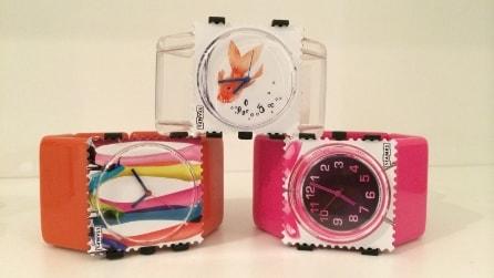 S.T.A.M.P.S. i divertenti orologi dalle forme originali