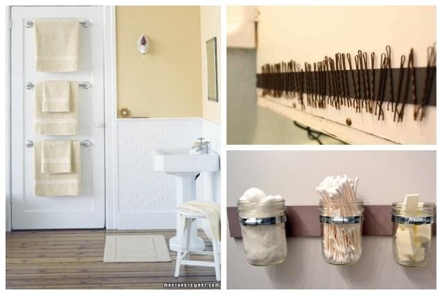 Idee Salvaspazio Bagno : Idee salvaspazio per il bagno anche il più piccolo