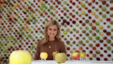 """A Londra il """"Reale"""" Apple Store: in vendita mele al posto di Mac"""