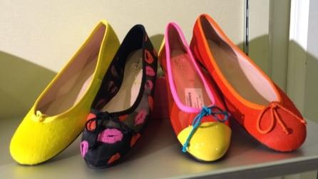Pretty Ballerinas e Pretty Loafer collezione Primavera/Estate 2015