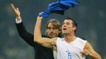 Roberto Mancini, l'uomo dei derby