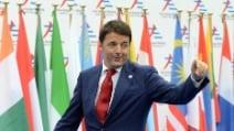 Il 2014 di Matteo Renzi, in 106 pose e 106 espressioni