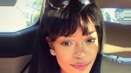 Andele Lara, la sosia di Rihanna