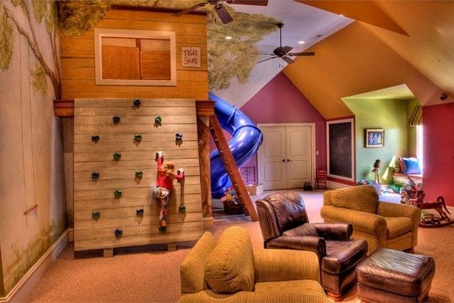 Camere Per Bambini Da Sogno : Le camerette per bambini più fantasiose che abbiate mai visto