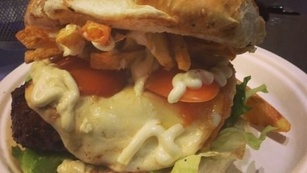 """I panini e le pizze da mangiare prima di morire nelle foto di """"Puok e Med"""""""