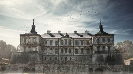 I 10 castelli abbandonati più suggestivi del mondo