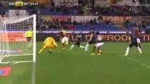 Roma-Inter, Gervinho porta in vantaggio i giallorossi