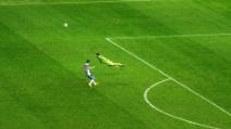 Neuer in versione 'Superman' contro l'Hertha Berlino