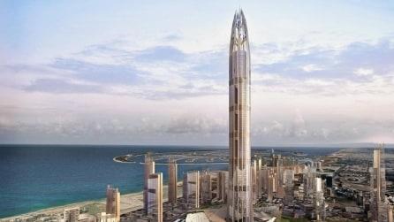 I 20 grattacieli da record mai portati a termine