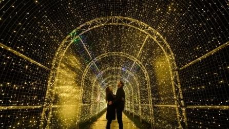 Natale 2014: le 10 luminarie più belle del mondo