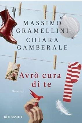 "Gramellini e Gamberale - ""Avrò cura di te"" Bompiani- 16 euro"