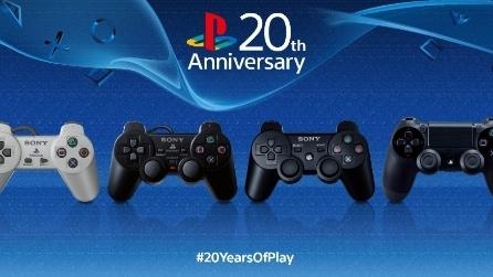 20 anni di PlayStation: ecco tutte le console Sony
