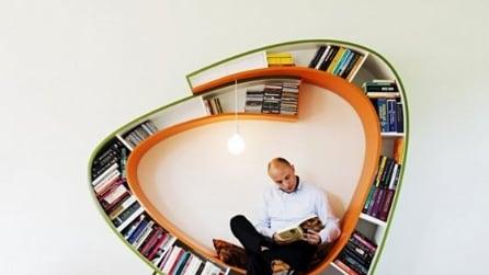 I 25 modi più creativi per sistemare i libri