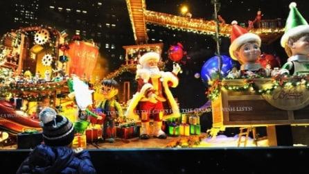 Le 10 vetrine natalizie più belle del mondo