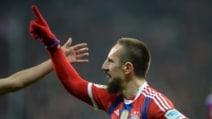 Bundesliga, Bayern Monaco-Bayer Leverkusen 1-0