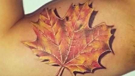 I disegni 3D che trasformano i tatuaggi in opere d'arte