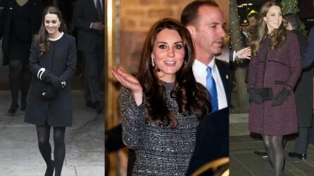 """I """"look newyorchesi"""" di Kate Middleton"""