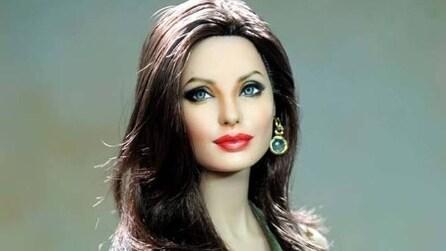 Come trasformare la Barbie in una star di Hollywood con il trucco