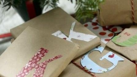 Natale: ecco come realizzare pacchetti regalo economici e originali