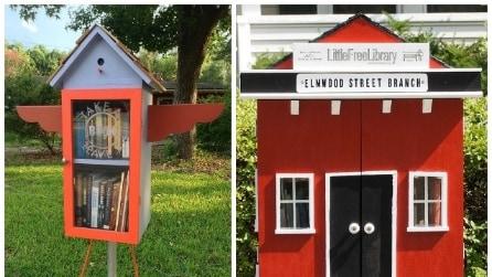Le 30 piccole librerie gratuite più originali in giro per il mondo