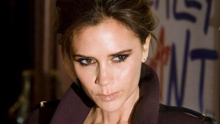 Victoria Beckham: tutti i volti seri della star