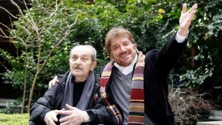 """Sergio Fiorentini, da """"Il maresciallo Rocca"""" al cinema"""