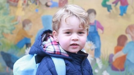 Il principe George Alexander Louis