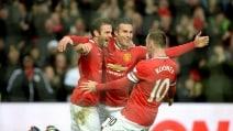 Le immagini di Manchester United-Liverpool 3-0
